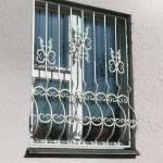 Металлические декоративные решетки на окна