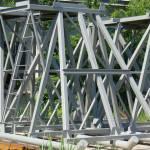 Использование металлоконструкций фото 2