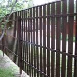 Качественный забор штакетник