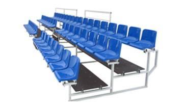 Мобильные трибуны с креслами