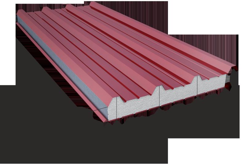 Размеры панели
